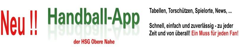 Handball App verfügbar